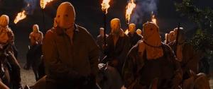 Tarantino's 'Bagheads'