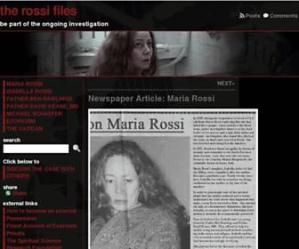 The Rossi Files