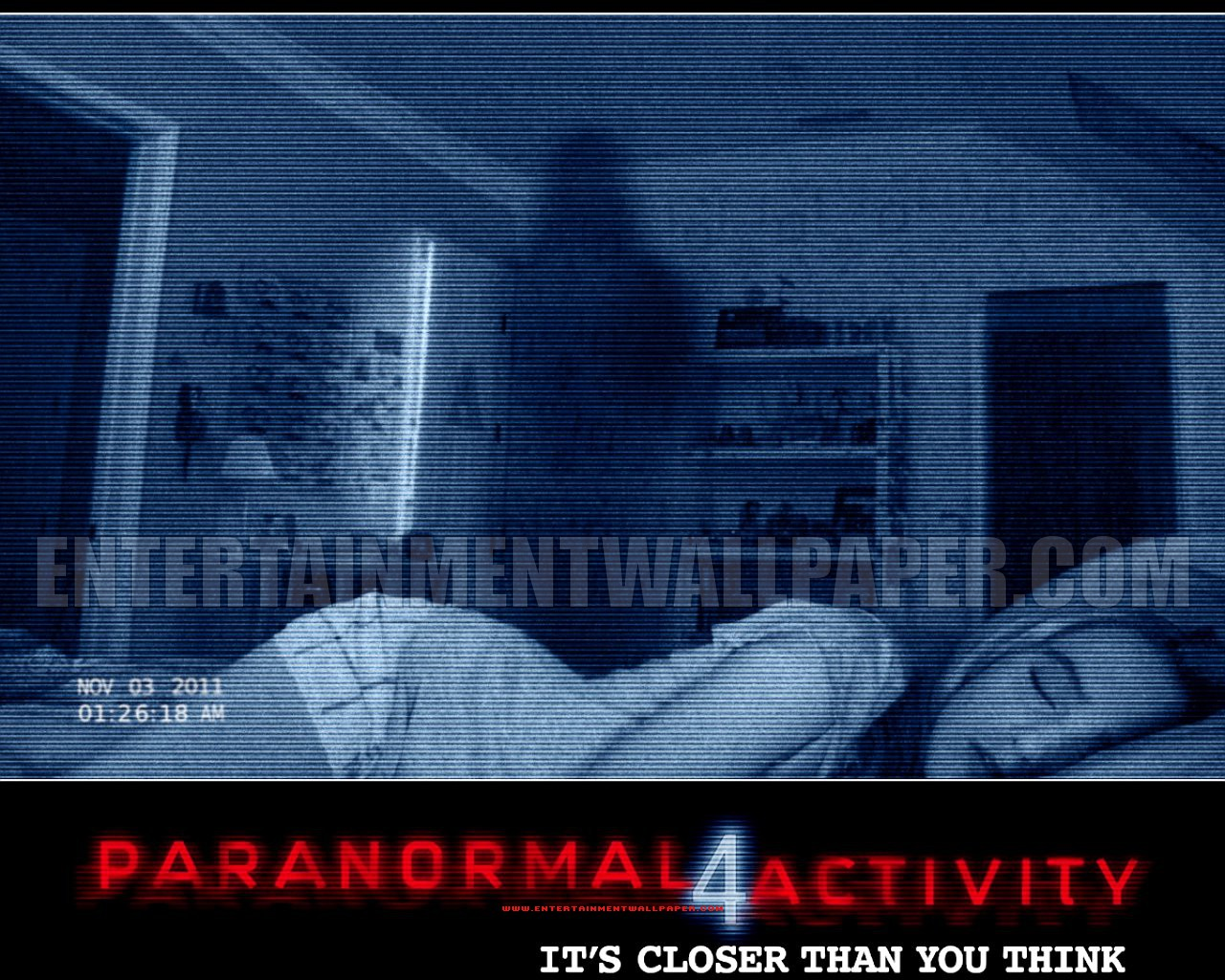 research papers on paranormal activity