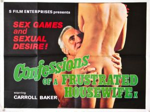 Confessions Of A Naked Housewife UK Quad