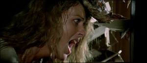 Fulci's Zombie - eye splinter